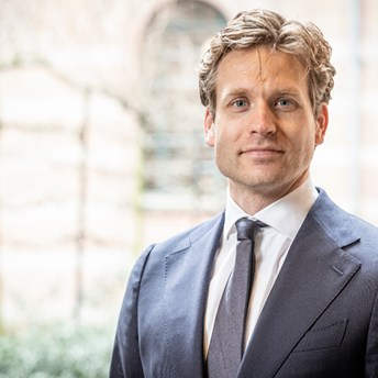De Rotterdamse VVD - Fractievoorzitter Rotterdamse VVD